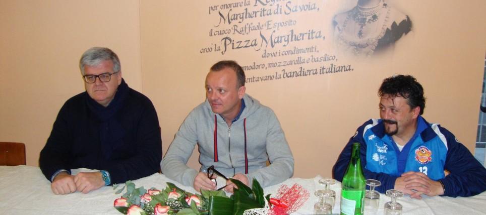 da six Sindaco Sbrocca, Gigi D'Alessio, Gabriele Pasciullo